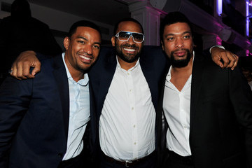 """Mike Epps DeRay Davis Premiere Of TriStar Pictures' """"Jumping The Broom"""" - After Party"""