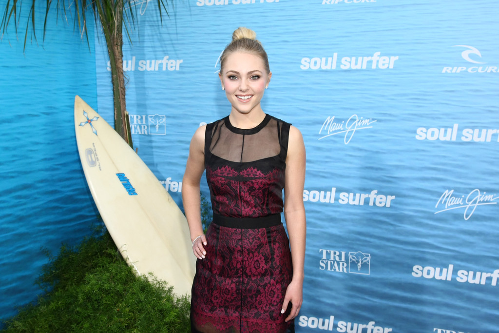 "Actress In Soul Surfer: AnnaSophia Robb In Premiere Of TriStar Pictures' ""Soul"