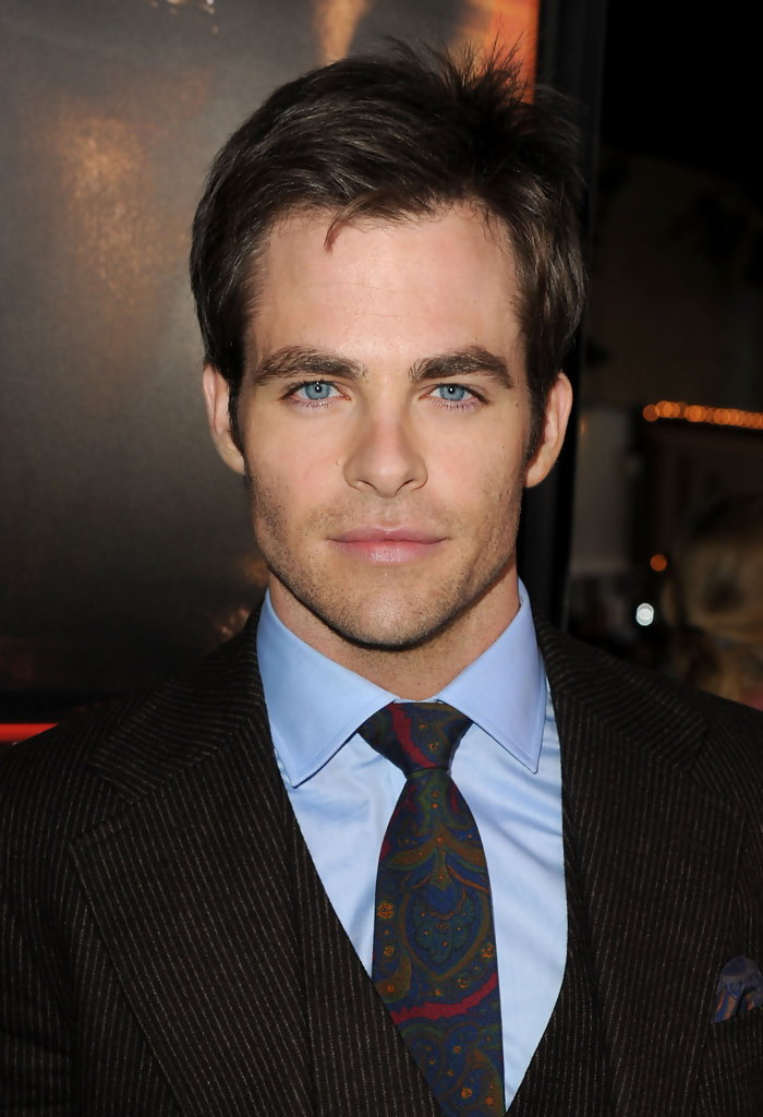 Chris Pine Glasses