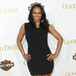 Esther Baxter Premiere Of Tyler Perry's