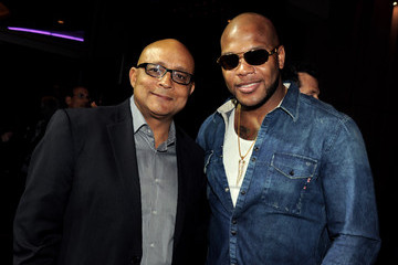 """Flo Rida Paul Hall Premiere Of Tyler Perry's """"Good Deeds"""" - Red Carpet"""