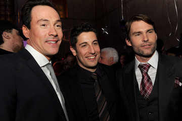 """Jason Biggs Seann William Scott Premiere Of Universal Pictures' """"American Reunion"""" - After Party"""