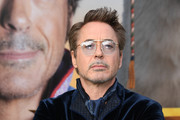 """Robert Downey Jr. attends the premiere of Universal Pictures' """"Dolittle"""" at Regency Village Theatre on January 11, 2020 in Westwood, California."""