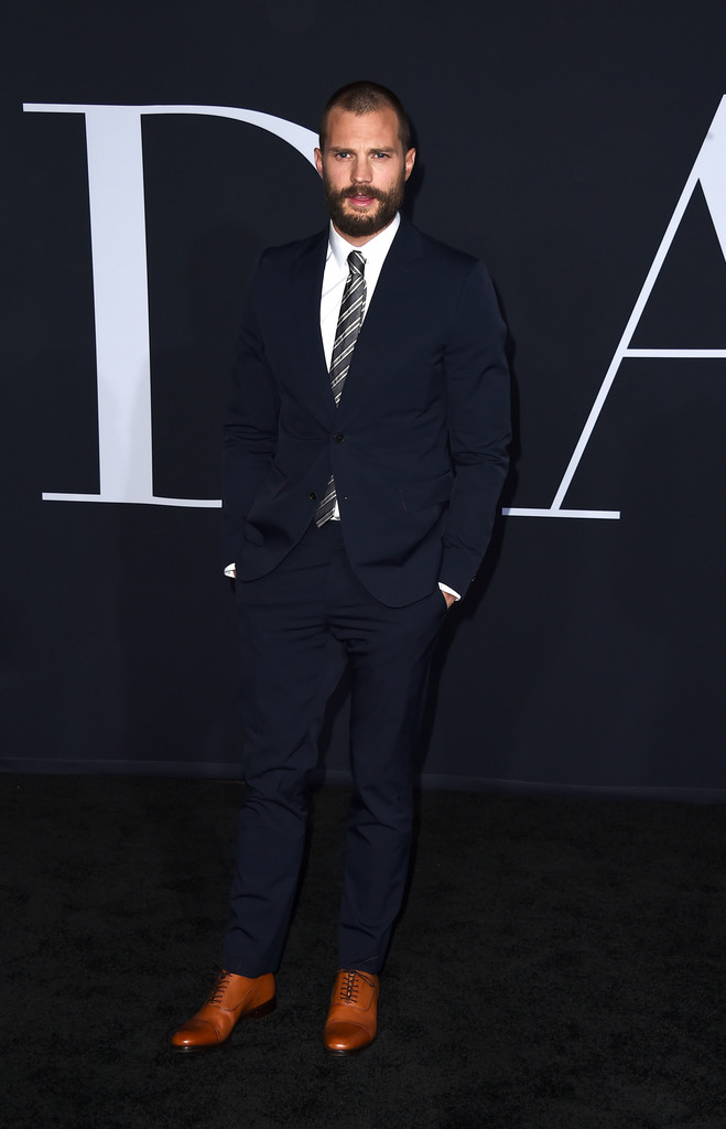 Jamie Dornan Photos Photos Premiere Of Universal Pictures Fifty Shades Darker Arrivals