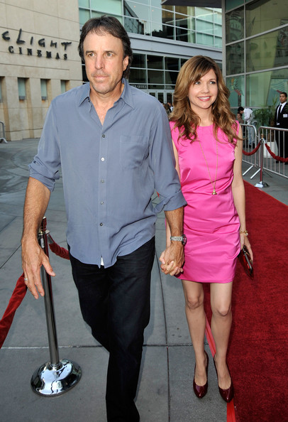 Kevin Nealon with beautiful, cute, Wife Susan Yeagley