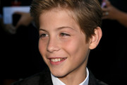 Jacob Tremblay at the premiere of Universal Pictures' 'Good Boys' at the Regency Village Theatre on August 14, 2019 in Westwood, California.