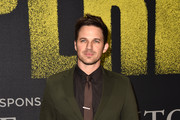 "Matt Lanter attends the premiere of Universal Pictures' ""Pitch Perfect 3"" at Dolby Theatre on December 12, 2017 in Hollywood, California."