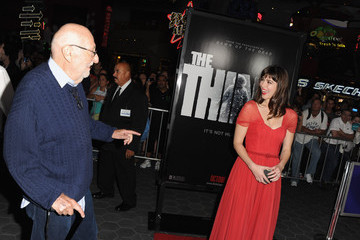 """David Foster Premiere Of Universal Pictures' """"The Thing"""" - Red Carpet"""