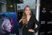 """Natalie Dormer attends the premiere of Vertical Entertainment's """"In Darkness"""" at ArcLight Hollywood on May 23, 2018 in Hollywood, California."""