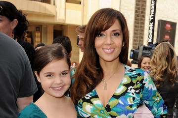"""Maria Canals-Barrera Bailee Madison Premiere Of Walt Disney Pictures' """"Mars Needs Moms"""" - Red Carpet"""