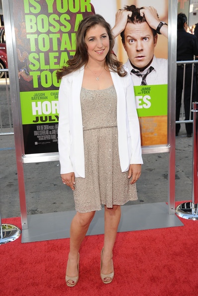 The gallery for --> Mayim Bialik What Not To Wear Husband