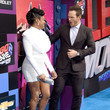 Tiffany Haddish and Chris Pratt Photos