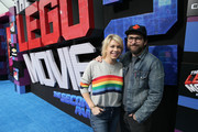 """Mary Elizabeth Ellis and Charlie Day attend the premiere of Warner Bros. Pictures' """"The Lego Movie 2: The Second Part"""" at Regency Village Theatre on February 02, 2019 in Westwood, California."""