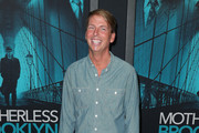 """Jack McBrayer attends the premiere of Warner Bros Pictures' """"Motherless Brooklyn"""" on October 28, 2019 in Los Angeles, California."""