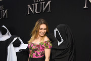 Sophie Simmons attends the premiere of Warner Bros. Pictures' 'The Nun' at TCL Chinese Theatre on September 4, 2018 in Hollywood, California.