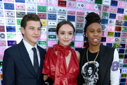 Tye Sheridan and Olivia Cooke Photos Photo