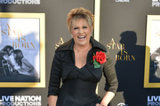 Lorna Luft arrives at the Premiere Of Warner Bros. Pictures' 'A Star Is Born' at The Shrine Auditorium on September 24, 2018 in Los Angeles, California.