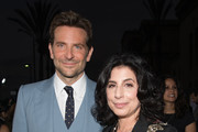 "Bradley Cooper and Sue Kroll attend the premiere of Warner Bros. Pictures' ""A Star Is Born"" at The Shrine Auditorium on September 24, 2018 in Los Angeles, California."