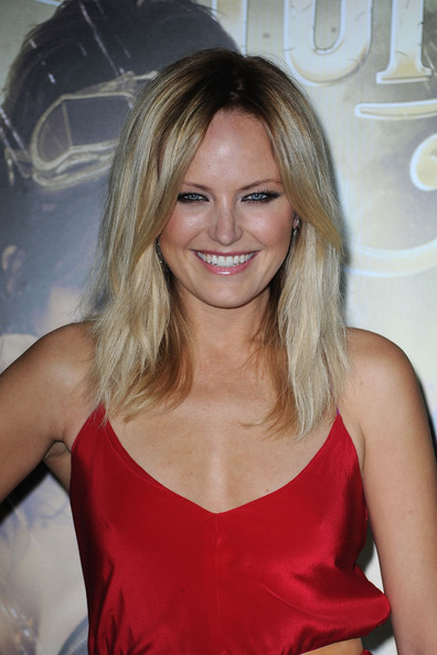 "Actress Malin Akerman arrives at the premiere of Warner Bros Pictures' ""Sucker Punch"" at Grauman's Chinese Theatre on March 23, 2011 in Hollywood, California. (Photo by Frazer Harrison/Getty Images) on March 23, 2011 in Los Angeles, California."