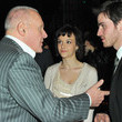 Colin O'Donoghue and Anthony Hopkins