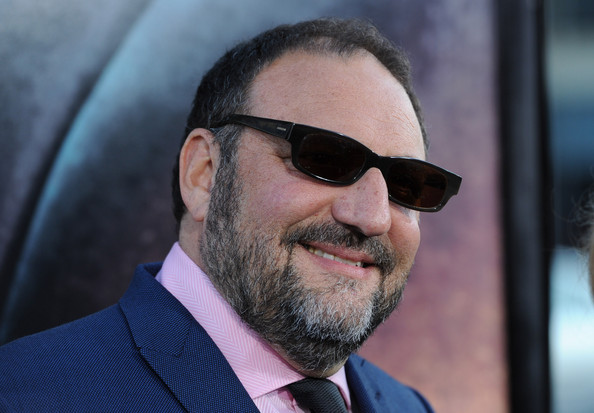 Producer Joel Silver arrives