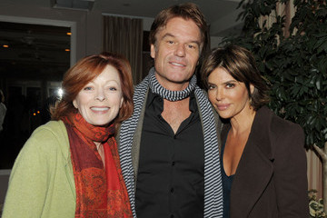 """Lisa Rinna Premiere Of The Weinstein Companies """"Nine"""" - After Party"""