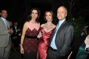 Douglas McGrath Stars at the Weinstein's After Party