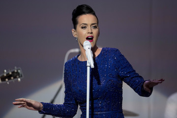 Katy Perry Sings at the White House