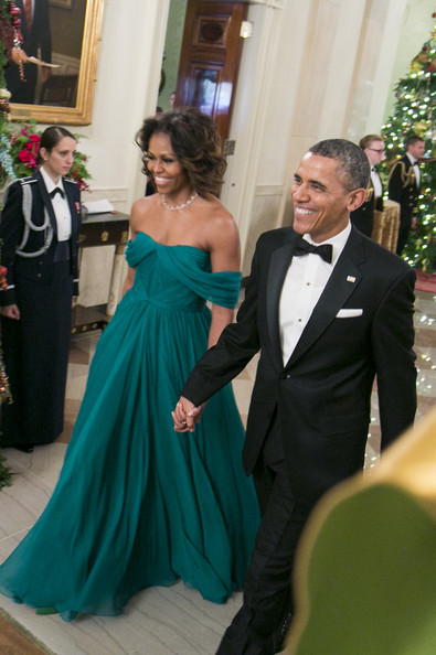 Barack Obama Hosts Kennedy Center Honorees