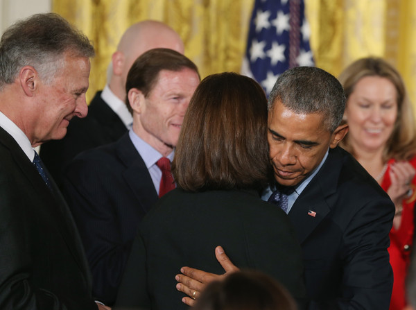 President Obama Signs Clay Hunt Suicide Prevention For American Veterans Act