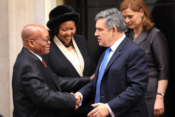 Thobeka Madiba Zuma The President Of The Republic Of South Africa Makes A State Visit To The UK