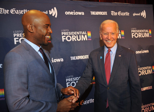 The Presidential Candidate Forum on LGBTQ Issues