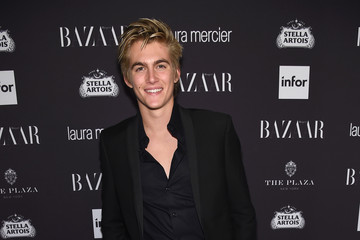 Presley Gerber Harper's Bazaar Celebrates 'ICONS by Carine Roitfeld' Presented by Infor, Laura Mercier, and Stella Artois - Arrivals