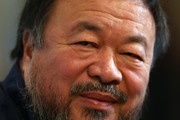 Chinese artist Ai Weiwei attends a press conference at the Royal Academy of Arts on September 11, 2015 in London, England. Ai Weiwei spoke to the media ahead of his forthcoming exhibition at the Academy which runs from September 19 to December 13, 2015.