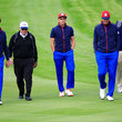 Phil Mickelson and Butch Harmon Photos
