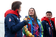 Princess Anne Yelena Isinbayeva Photos Photo
