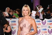 Jenni Falconer attends the Pride of Britain Awards 2018 at The Grosvenor House Hotel on October 29, 2018 in London, England.
