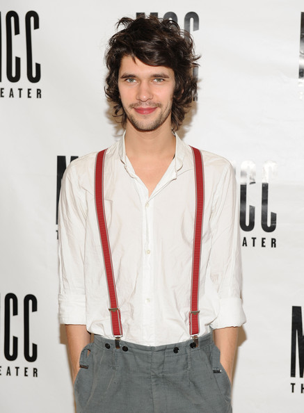 "Ben Whishaw Actor Ben Whishaw attends a meet and greet with the cast of ""The Pride"" at the Manhattan Theatre Club Rehearsal Studios on January 7, 2010 in New York City."