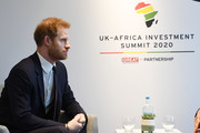Prime Minister Boris Johnson Hosts UK-Africa Investment Summit
