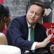 Lenique Louis Prime Minister David Cameron Visits The Prince's Trust To Support The Launch of StartUp Loans