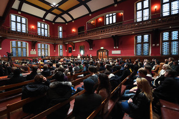 Prince Albert Of Monaco Prince Albert Of Monaco Visits The Oxford Union