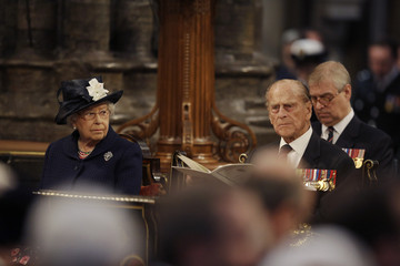 Prince Andrew VE Day 70th Anniversary Day Three