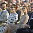 Prince Carl Philip The Crown Princess Victoria of Sweden's 40th Birthday Celebrations in Borgholm