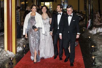 Prince Carl Phillip of Sweden Swedish Royals Attend World Childhood Foundation's 20th Anniversary