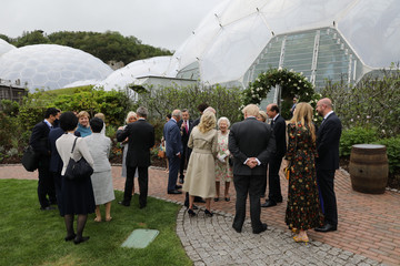 Prince Charles 2021 G7 Summit - Day One