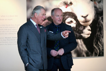 Prince Charles Royal Recognition For Cumbria's Iconic Herdwick BreedCraft, Community And Culture Unite In Lakeland Celebration