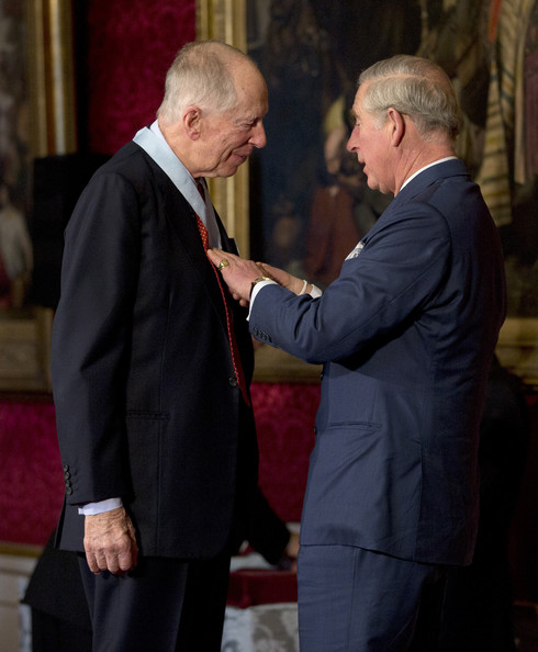 Reception Held for Prince Charles in London