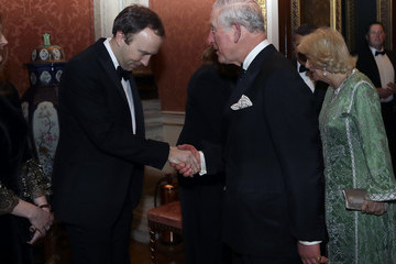 Prince Charles Matt Hancock The Prince Of Wales And Duchess Of Cornwall Host A British Asian Trust Dinner At Buckingham Palace