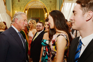 Prince Charles Prince of Wales and The Duchess of Cornwall's Irish Trip Day Three
