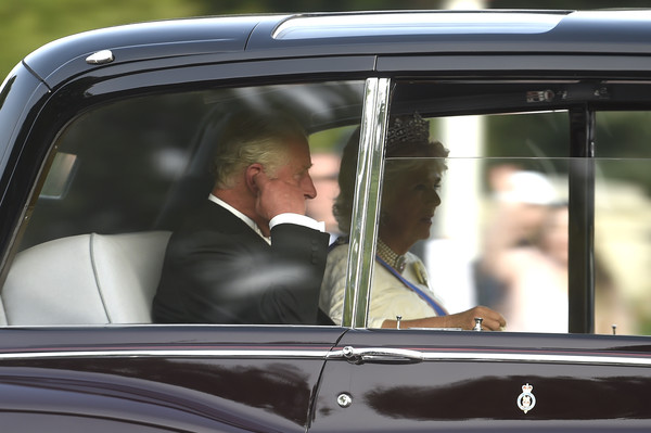US President Trump's State Visit To UK - Day One